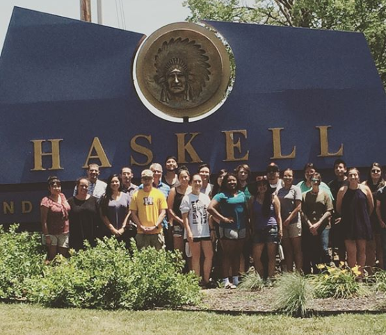 The Haskell Environmental Research Studies (HERS) summer internship program for Ingenious students is now accepting applications for the June 6 – July 30, 2021 session