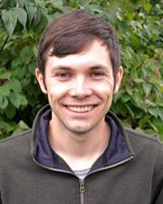 KU MAPS Ph.D. student, Jacob Hopkins, studies soil microbes interaction with plant communities